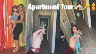 APARTMENT TOUR ♡ | UNFURNISHED APARTMENT