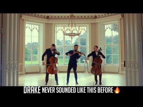 Drake Medley ( One Dance Take Care Hotline Bling Crew Love ) Violin Cello Cover Ember Trio