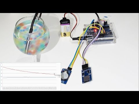Логирование данных и оптимизация скетчей для Arduino