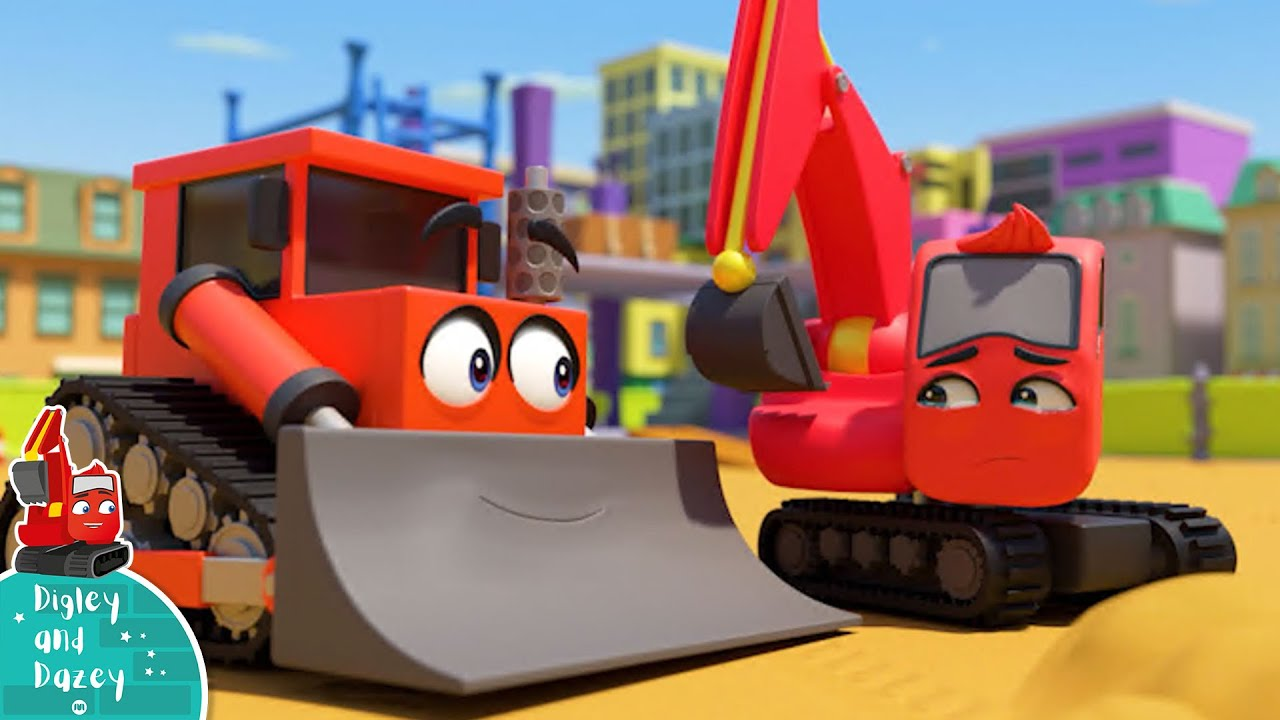 Yes Yes Help Your Friends Song + More Vehicle Nursery Rhyme Songs | Little Baby Bum ABC Kids