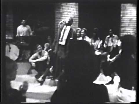 Howlin' Wolf on Shindig Broadcast Date May 20, 1965