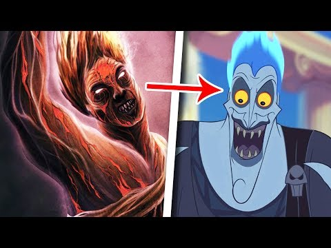 The VERY Messed Up Origins of Hades | Disney Explained - Jon Solo