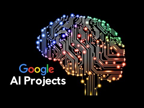 FUN Google AI Projects - You Can Try !