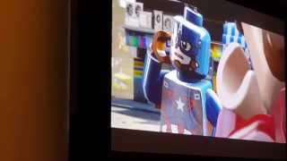 LEGO  Marvel's Avengers NYCC Game Trailer #2 PS3 PS4