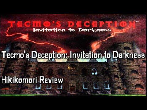 Tecmo's Deception [PSX] REVIEW - HM
