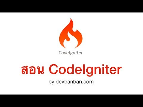 EP.47 How To Create Htaccess For Remove Index.php  In Codeigniter