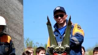 U news. Всероссийский урок безопасности жизнедеятельности в Школе №35