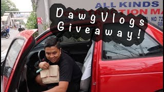 Giveaway Vlog!!!! Yah Ready Know!!!!
