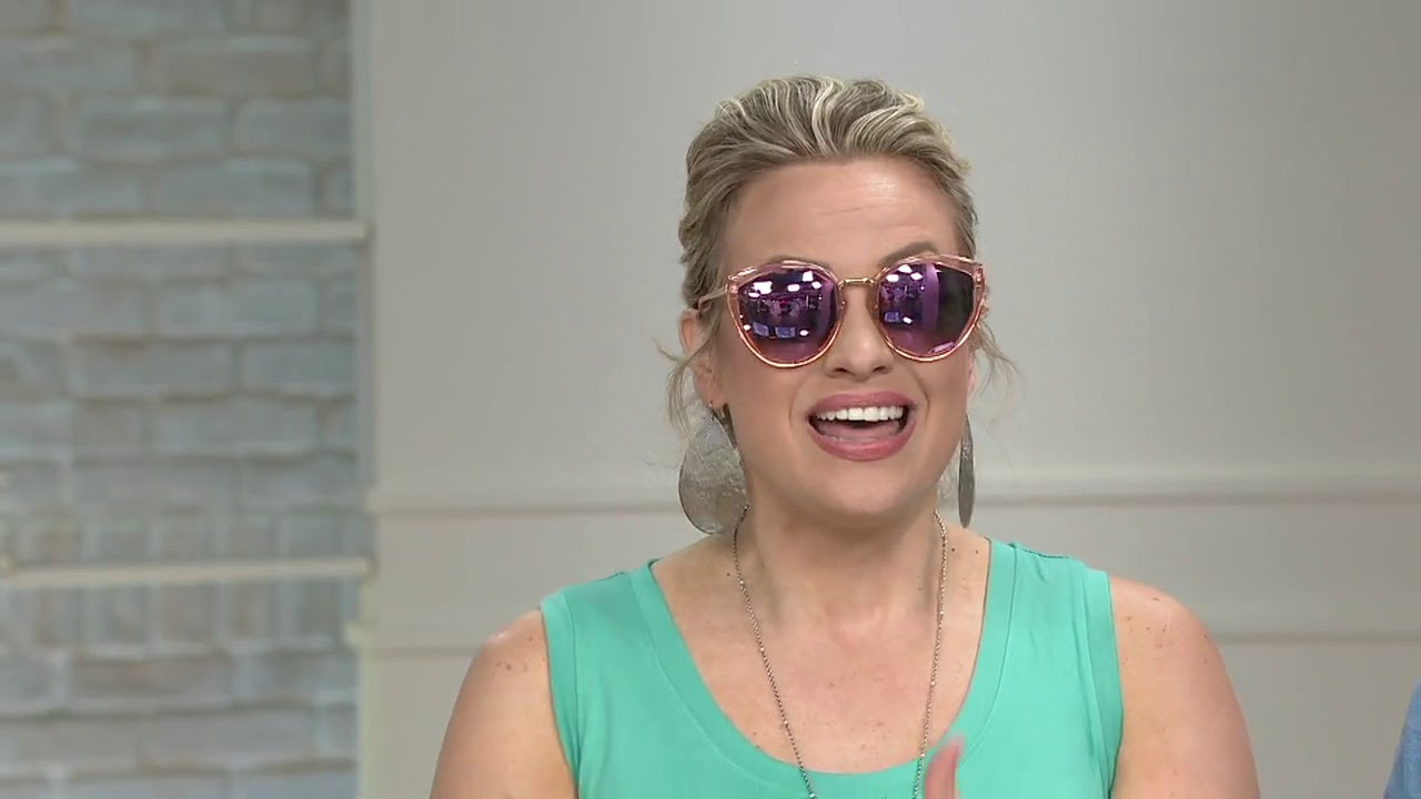 a0412f07ff Prive Revaux The Artist Polarized Sunglasses on QVC - YouTube