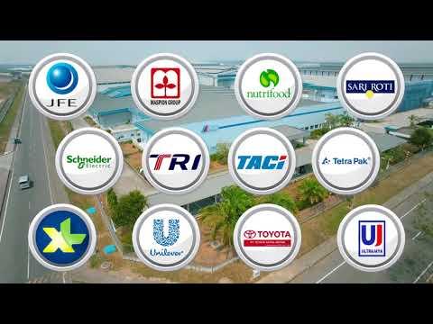 Company Profile Bekasi Fajar Industrial Estate