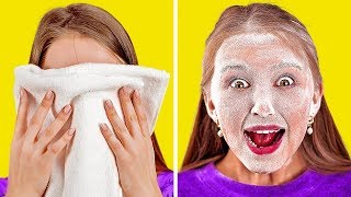 DAHİCE KARDEŞ ŞAKALARI! Kardeşlerinizi Oyuna Getirin|| 123 GO!'dan Komik Kendin Yap Şakalar