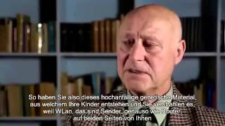 Wifi, Microwaves and the Consequences to our Health   Barrie Trower   deutsche Untertitel