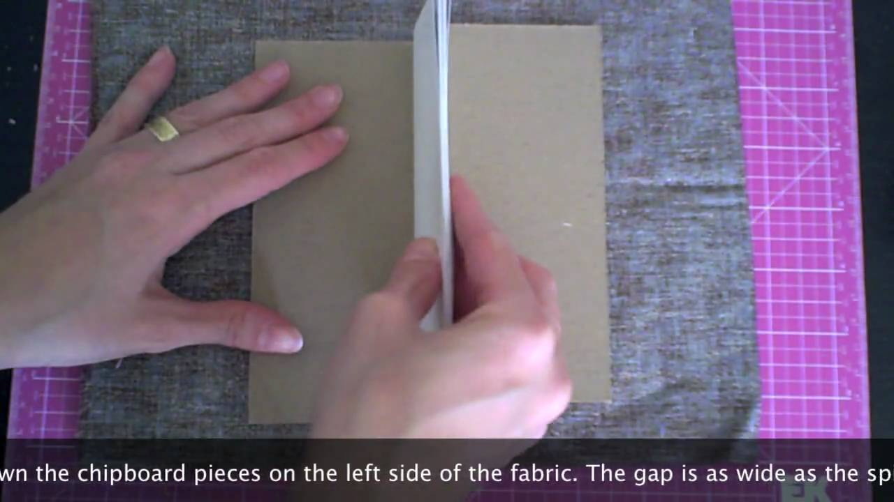 utube how to make a lace album