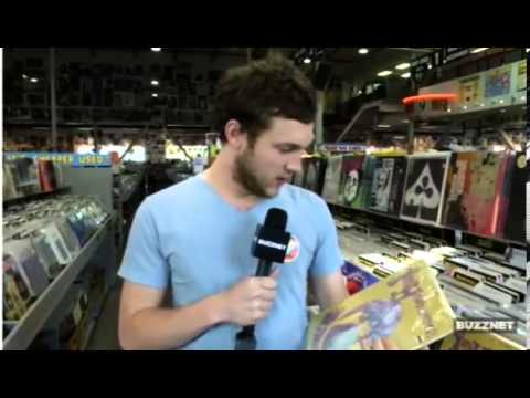 Phillip Phillips interview with BUZZNET