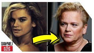 Jak zmieniły się znane aktorki? Anna Mucha Katarzyna Figura