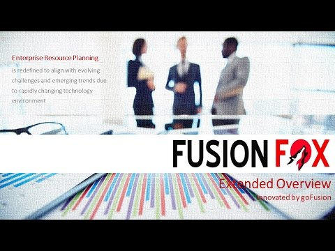 FusionFOX ERP Extended Overview