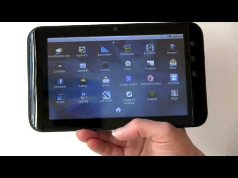Dell Streak 7 Tablet Review