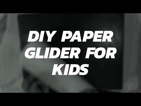 paper airplane | how to make a paper aeroplane | how to make paper airplane #paperplane #kidsdiy