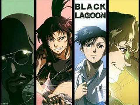Black Lagoon - The World of Midnight