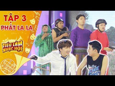 Tiếu lâm nhạc hội   Tập 3: Nhóm Phát La La: Phát La, Phương Nam (FAPTV) với tiết mục Sinh tồn