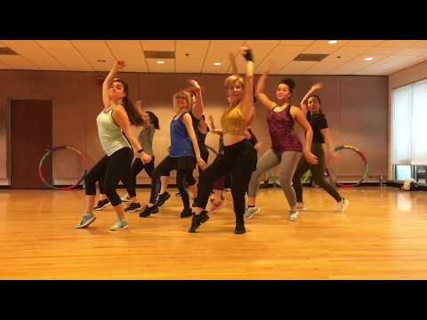 """GIVE IT TO ME RIGHT"" Melanie Fiona - Dance Fitness Workout Valeo Club"
