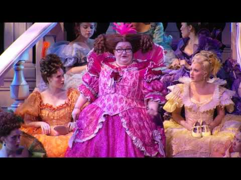 Stepsisters' Lament From Cinderella Live On Stage
