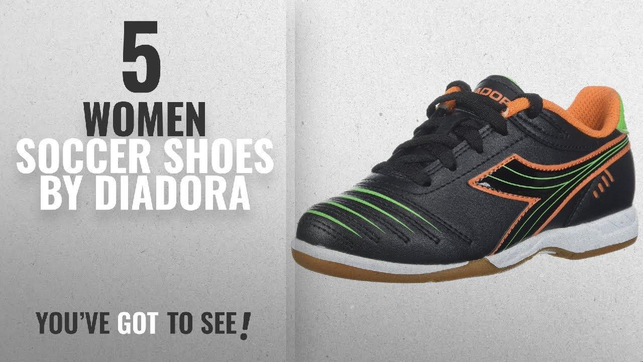 Top 5 Diadora Women Soccer Shoes  2018   Diadora Kids Cattura ID Jr ... 8b2a1ca4b9c