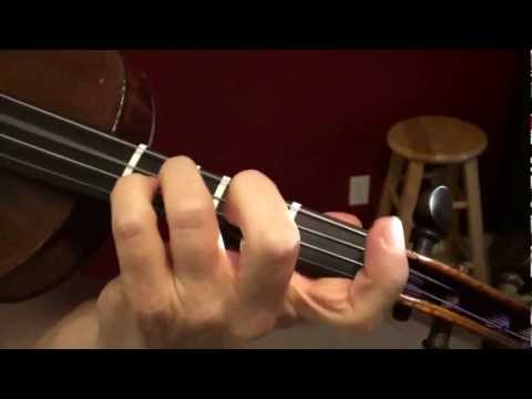 Chords for Lovers' Waltz (by Jay Ungar) Tutorial by Red