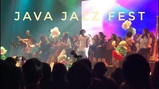 ON STAGE at Java Jazz Fest!