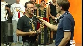 Premolo anticipazione Notte delle lunghe pive Antenna 2 TV 21072012