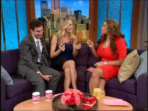 The Wendy Williams Show | Rebecca Romijn and Jerry O'Connell Discuss NIVEA Million Moments of Touch