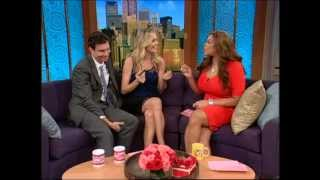 The Wendy Williams Show   Rebecca Romijn and Jerry O'Connell Discuss NIVEA Million Moments of Touch