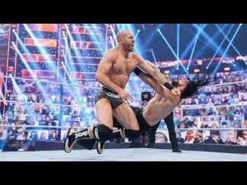Download Universal Champion Roman Reigns vs. Cesaro - WWE WrestleMania Backlash 2021 Highlights HD