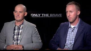 Sole Survivor Brendan McDonough & Pat McCarty Talk ONLY THE BRAVE