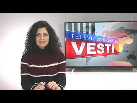 Vesti TV Sreće 17. Mart 2020.