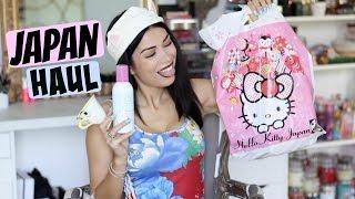 Japan Haul ! Mes Achats au Japon - Random, Beauté, Mode + Concours