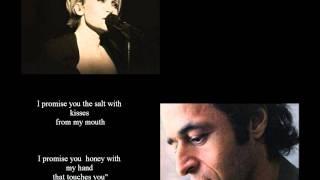 Patricia Kaas & Jean Jacques Goldman - Je Te Promets (I Promise You) [Live]