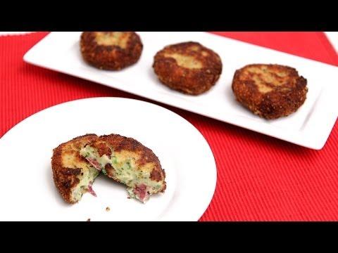 Potato Croquettes Recipe - Laura Vitale - Laura in the Kitchen Episode 679