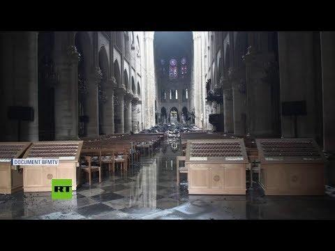 el-interior-de-la-catedral-de-notre-dame-después-del-incendio