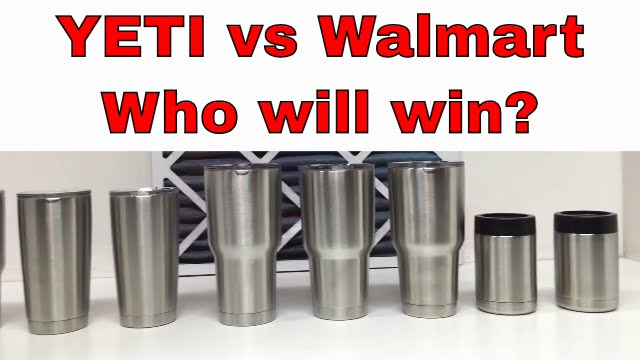 YETI vs Walmart Does YETI have a case?