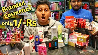 Branded cosmetics and Daily care items at cheapest price | Starting at 1/-Rs | Sadar bazaar| VANSHMJ