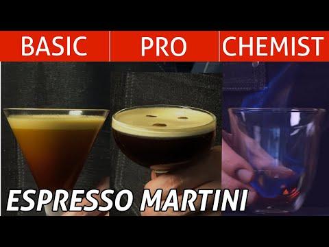 Espresso Martini - 3 Ways