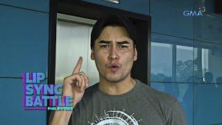 Fabio Ide, tiyak na magpapakitang gilas sa 'Lip Sync Battle Philippines!'