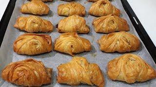 Kıymalı Midye Börek / Nefis Yemek Börek Poğaça Tarifleri