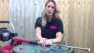 Power Washing Home Depot Video Thumbnail
