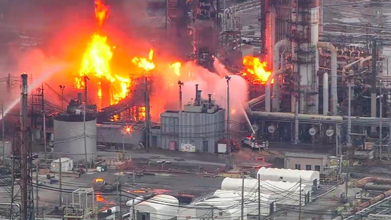 Philadelphia Activist: 'Oil Refinery Explosion Literally