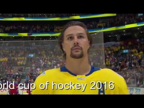 Team Sweden world cup of hockey 2016 (Tre kronor)