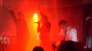 """COVENANT""""20Hz"""" (13/12/14) @Death Disco (Athens/Hellas)"""