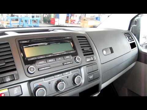 Fitzel SPEEDER VW T5 prostor kabiny