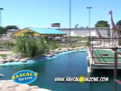 Rascal's Fun Zone - Outdoor Attractions